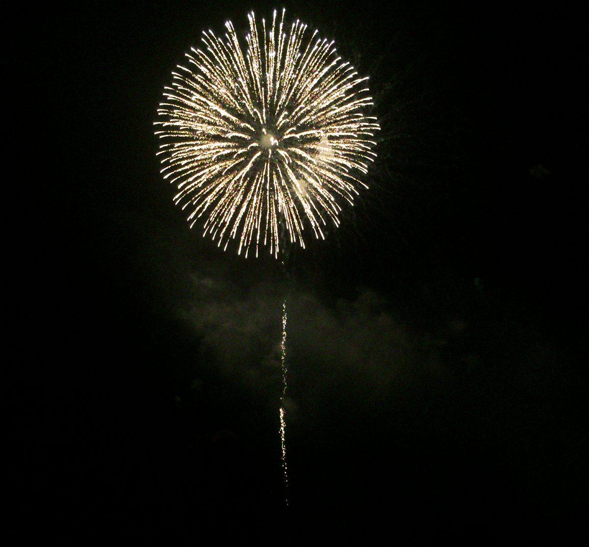 【花火】 福知山市
