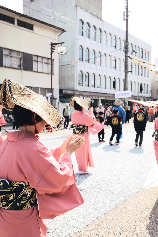 2017年4月1日 【お城まつり】 福知山市西中ノ町