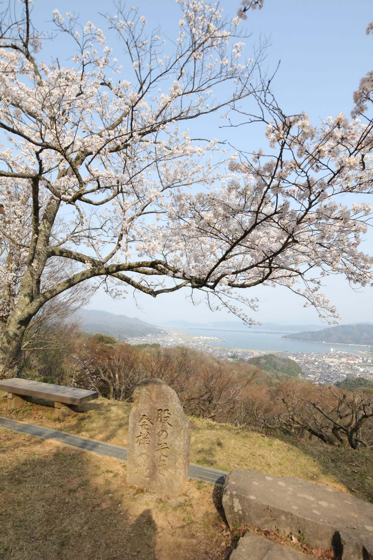 2018.4.2【桜】与謝郡与謝野町弓木