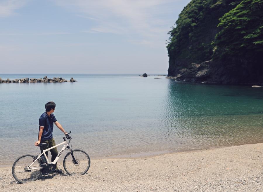 2019.6【本庄浜海水浴場】与謝郡伊根町本庄浜