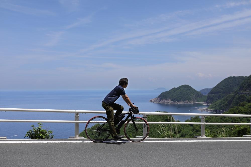 2019.6【サイクリングロード】京丹後市