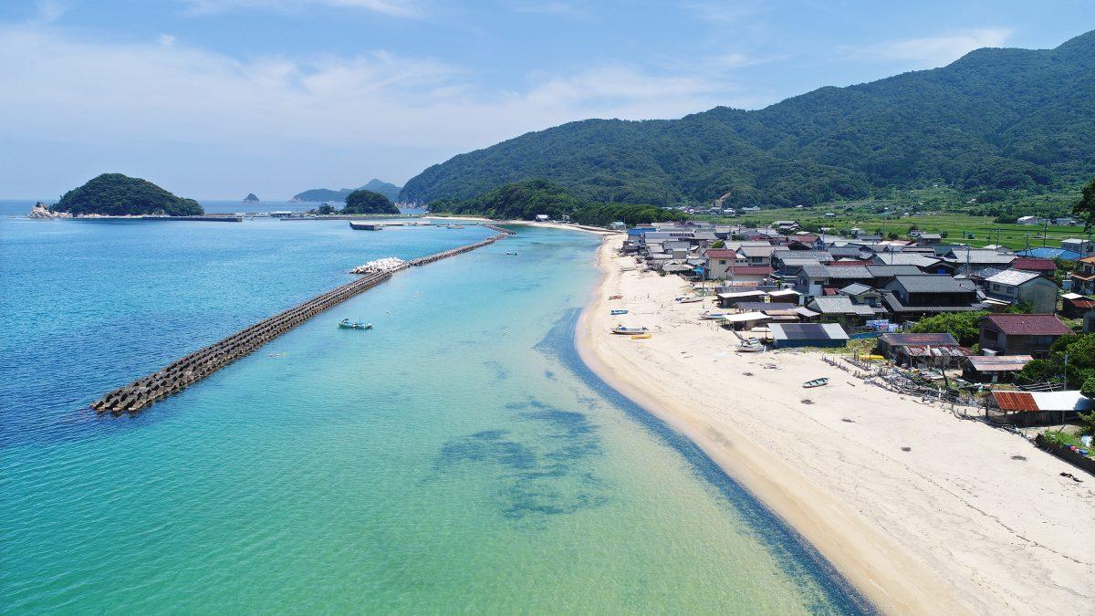 2019.7【竜宮浜海水浴場】舞鶴市